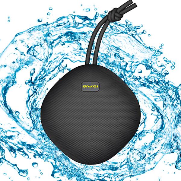 Awei Y336 - Vandtæt bluetooth højtaler