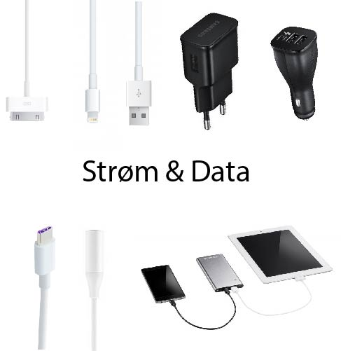 Strøm & Data sektion