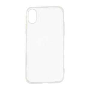 iphone x & xs gennemsigtig glidfast cover