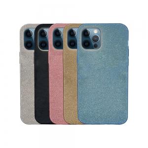 iPhone 12 Mini - glimmer cover i fl. farver